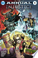 Injustice  Gods Among Us  Year Five Annual  2016    1