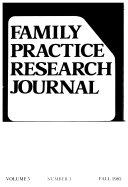 The Family Practice Research Journal