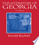 The Literature of Georgia Of Georgia Revealed To Be Unique Among