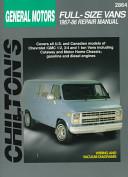 Chevrolet Vans 1967 86