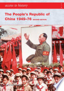 Access To History  The People s Republic of China 1949 76 2nd Edition
