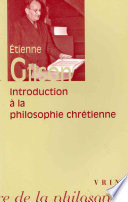 illustration du livre Introduction à la philosophie chrétienne