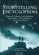 Storytelling Encyclopedia Associated With Oral Traditions Throughout The World