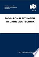 2004   Rohrleitungen im Jahr der Technik