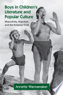 Boys in Children s Literature and Popular Culture