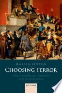 Choosing Terror