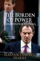 The Burden of Power