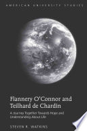 Flannery O Connor And Teilhard De Chardin book