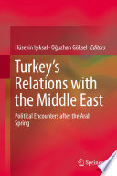 Turkey   s Relations with the Middle East