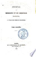 Journal de m  decine et de chirurgie pratique