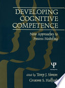 Developing Cognitive Competence