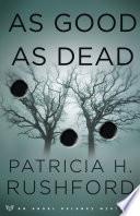 As Good as Dead  Angel Delaney Mysteries Book  3