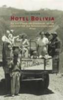 Hotel Bolivia book