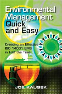 Environmental Management Quick And Easy