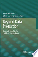 Beyond Data Protection
