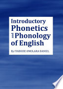 Introductory Phonetics and Phonology of English