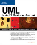 Uml For The It Business Analyst book