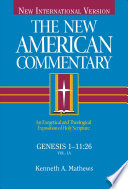 Genesis 1-11:26 Bible Commentary Volumes Based On