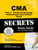 CMA Part 1   Financial Planning  Performance and Control Exam Secrets Study Guide