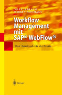 Workflow Management mit SAP® WebFlow®