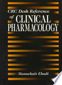 CRC Desk Reference of Clinical Pharmacology