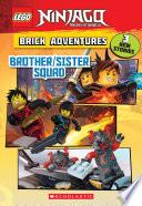 Brother Sister Squad  LEGO Ninjago  Brick Adventures  Book PDF