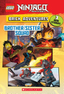 Brother Sister Squad Lego Ninjago Brick Adventures