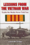Lessons from the Vietnam War Book PDF