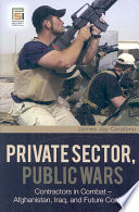 Private Sector  Public Wars