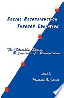 Social Reconstruction Through Education Book PDF