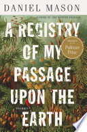Book A Registry of My Passage upon the Earth