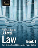 WJEC/Eduqas Law for A Level: