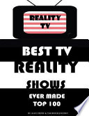Best Tv Reality Shows Ever Made  Top 100