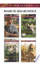 Love Inspired Historical March 2014 Bundle