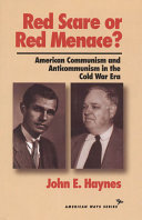 Red scare or red menace