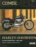 Harley Davidson Xl Xlh Sportster 1986 2003