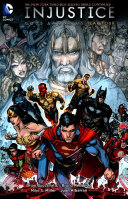 Injustice Gods Among Us Year Four