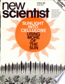 New Scientist : men and women who are interested in...