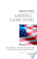 Amerika   Game Over