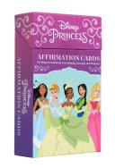 Disney Princess Affirmation Deck