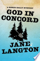 Ebook God in Concord Epub Jane Langton Apps Read Mobile