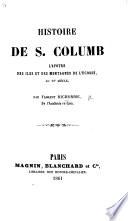 Histoire de S. Columb
