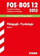 Pädagogik, Psychologie, Bayern