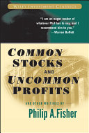 download ebook common stocks and uncommon profits and other writings pdf epub
