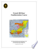 U.S. Army Special Forces Language Visual Training Materials - FRENCH - Plus Web-Based Program and Chapter Audio Downloads