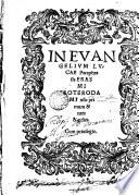 In Evangelium Lucae Paraphrasis