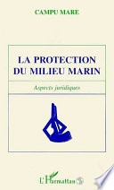 illustration du livre LA PROTECTION DU MILIEU MARIN