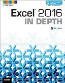 Excel 2016 In Depth  includes Content Update Program