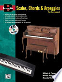 Scales  Chords and Arpeggios for Keyboard
