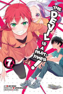 The Devil Is a Part Timer   Vol  7  manga